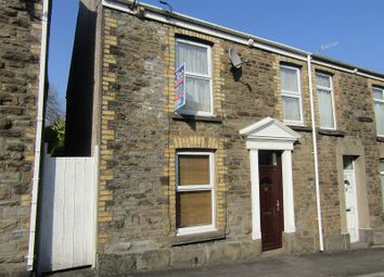 2 bed semi-detached house for sale in Pleasant Street, Morriston, Swansea, City And County Of Swansea. SA6