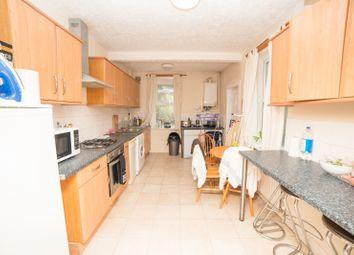Thumbnail 4 bed terraced house to rent in Lenton Boulevard, Lenton, Nottingham
