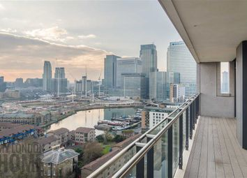 Thumbnail 2 bedroom property for sale in Horizons Tower, Canary Wharf, London