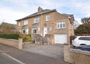 Thumbnail 5 bed semi-detached house for sale in Frogston Terrace, Fairmilehead, Edinburgh