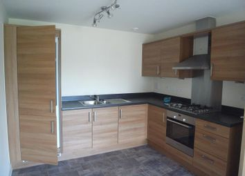 Thumbnail 2 bed flat to rent in Harrow Close, Addlestone, Surrey