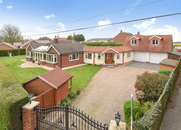 Thumbnail 4 bed bungalow for sale in Little Grimsby, Louth