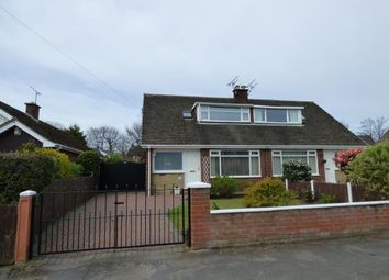 Thumbnail 2 bed semi-detached house for sale in Flaxfield Road, Formby, Liverpool, Merseyside