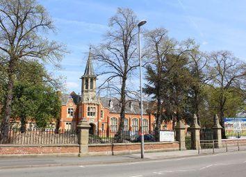 Thumbnail 1 bed flat for sale in Plot 12, King Edward VI School, London Road, Retford
