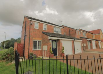 Thumbnail 3 bed detached house for sale in Springbank, Peterlee
