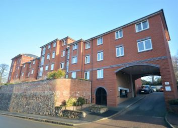 Thumbnail 1 bed flat for sale in Montpelier Court, Exeter