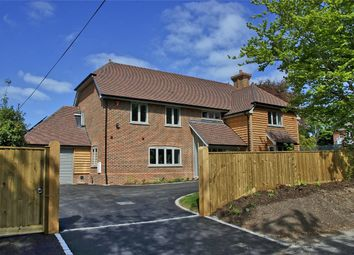 Thumbnail 4 bedroom detached house for sale in Barnes Lane, Milford On Sea, Lymington