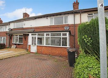 Thumbnail 3 bed town house for sale in Kelvin Street, Maybank, Newcastle-Under-Lyme