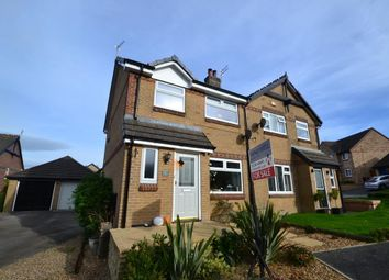 Thumbnail 3 bed semi-detached house for sale in Roman Way, Clitheroe