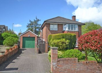 Thumbnail 3 bed detached house for sale in Extended Detached House, Wavell Drive, Newport