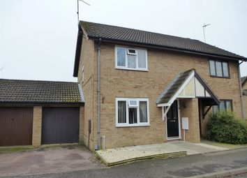 Thumbnail 3 bedroom semi-detached house for sale in Kooreman Avenue, Wisbech