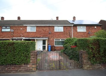 Thumbnail 4 bed terraced house for sale in Cornwall Crescent, Brinnington, Stockport, Cheshire