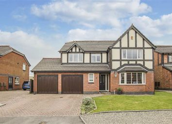 Thumbnail 5 bed detached house for sale in The Rydings, Langho, Blackburn