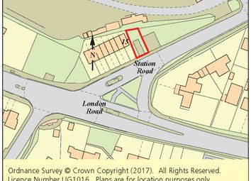 Thumbnail Commercial property for sale in Land Adj. 15 Station Road, Ditton, Aylesford, Kent