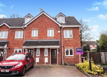 Thumbnail 4 bed end terrace house for sale in Kingswood Road, Nuneaton