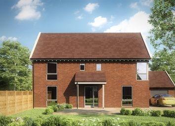 Thumbnail 4 bedroom detached house for sale in Archers View, Erpingham, Norwich