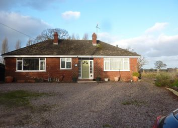 Thumbnail 3 bed detached house to rent in Woore Road, Buerton, Crewe