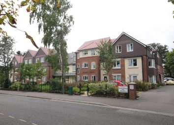 Thumbnail 1 bed flat for sale in Church Court, Branksomewood Road, Fleet