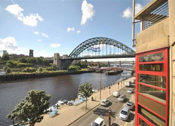 Thumbnail 1 bed flat to rent in Mariners Wharf, Quayside, Newcastle Upon Tyne