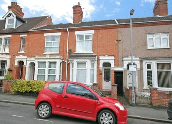 Thumbnail 3 bed terraced house to rent in Grosvenor Road, Town Centre, Rugby, Warwickshire