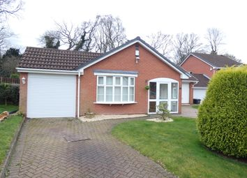 Thumbnail 3 bed detached bungalow to rent in Musgrave Close, New Hall, Sutton Coldfield
