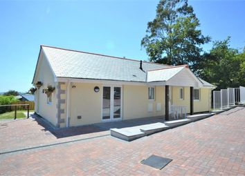 Thumbnail 2 bed detached bungalow for sale in The Laurels, St. Anns Chapel, Gunnislake, Cornwall