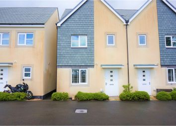 Thumbnail 3 bed semi-detached house for sale in Olympic Way, Plymouth