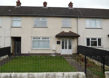 Thumbnail 3 bed terraced house to rent in Clonmore Walk, Newtownabbey