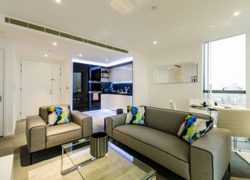 Thumbnail 1 bedroom flat to rent in Dollar Bay Place, Canary Wharf