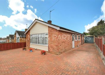 Thumbnail 2 bed bungalow for sale in Ashmere Rise, Sudbury