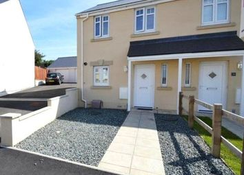 Thumbnail 2 bed end terrace house for sale in Moors Road, Johnston, Haverfordwest