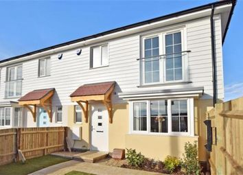 Thumbnail 3 bed semi-detached house for sale in Friars Close, Peacehaven