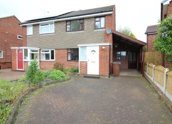 Thumbnail 4 bed semi-detached house for sale in Gilling Avenue, Garforth, Leeds
