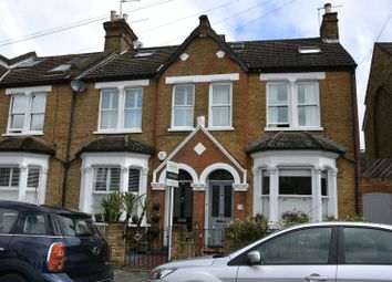Thumbnail 4 bed terraced house for sale in Connaught Road, Teddington