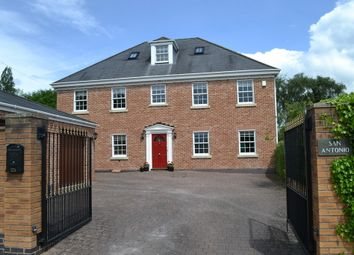 Thumbnail 6 bed detached house for sale in Barlaston Old Road, Trentham, Stoke-On-Trent