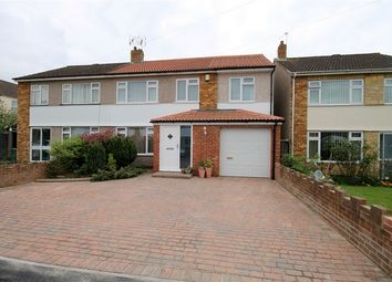 Thumbnail 3 bed semi-detached house for sale in Grange Drive, Downend, Bristol