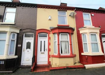 Thumbnail 2 bedroom terraced house for sale in Macdonald Street, Wavertree, Liverpool, Merseyside