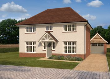 Thumbnail 4 bed detached house for sale in The Maples, Ermine Street, Buntingford