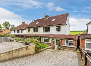 Thumbnail 4 bed semi-detached house for sale in Christies Avenue, Badgers Mount, Sevenoaks
