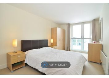 Thumbnail 1 bed flat to rent in Tempus Wharf, London
