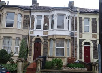 Thumbnail 1 bed maisonette to rent in Somerset Road, Knowle, Bristol