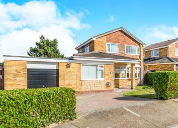 Thumbnail 4 bed detached house for sale in Rowan Way, Lowestoft