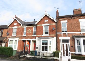 Thumbnail 3 bed terraced house for sale in Cramer Street, Stafford