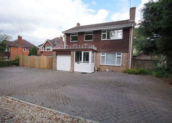 Thumbnail 4 bed property to rent in Leckhampton Road, Leckhampton, Cheltenham