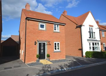 Thumbnail 3 bed detached house for sale in Jennings Way, Basingstoke