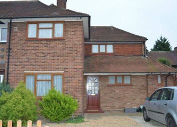 Thumbnail 4 bed semi-detached house to rent in Sparrow Farm Drive, Feltham