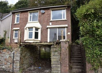Thumbnail 3 bed detached house for sale in Heathfield, Mount Pleasant, Swansea