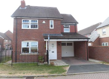 Thumbnail 3 bed detached house for sale in Whittaker Close, Congleton, Cheshire
