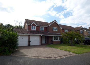 Thumbnail 4 bed detached house to rent in Apple Tree Walk, Climping, Littlehampton