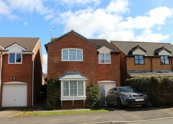 Thumbnail 4 bedroom detached house to rent in Balmoral Close, Chippenham